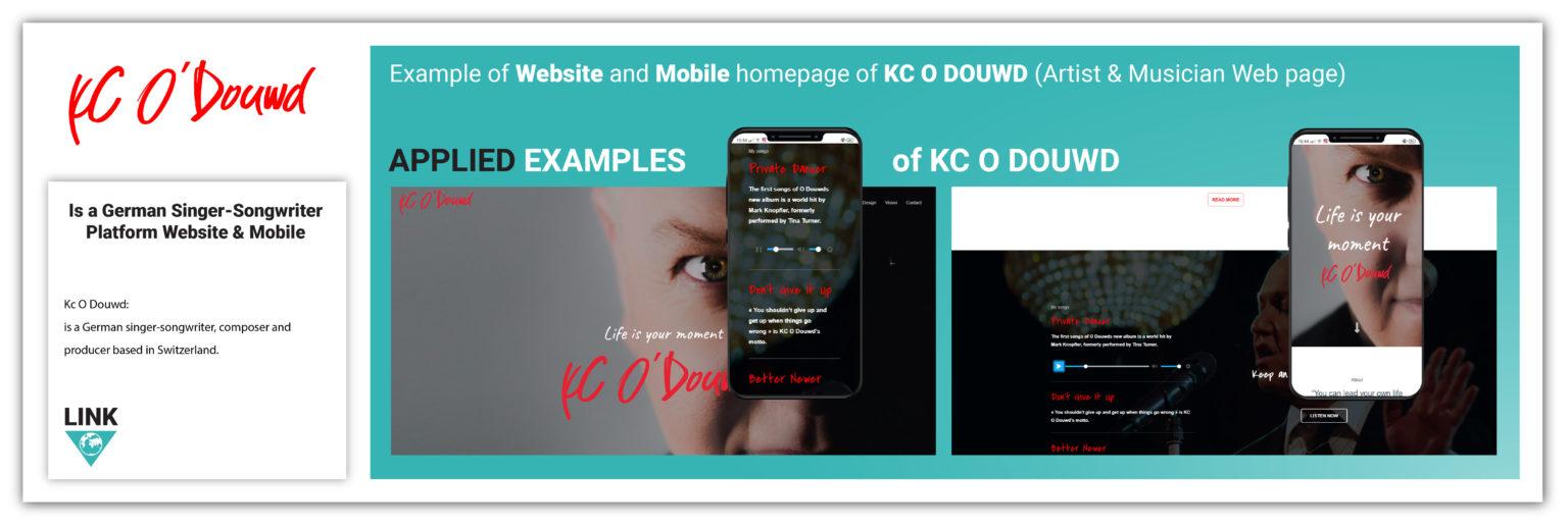 KC O'Douwd