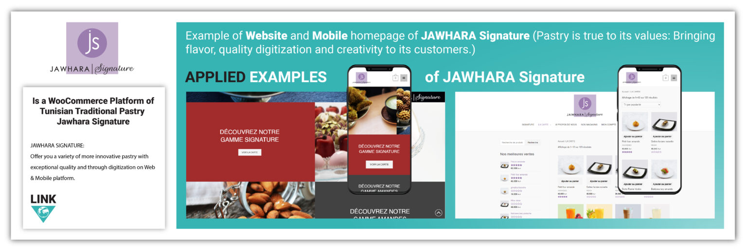JAWHARA Signature